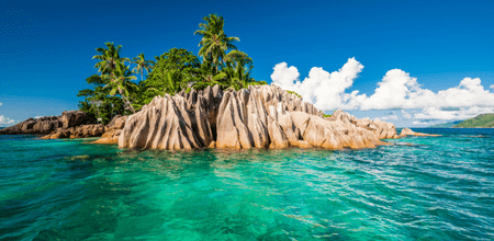 Cruise the Seychelles
