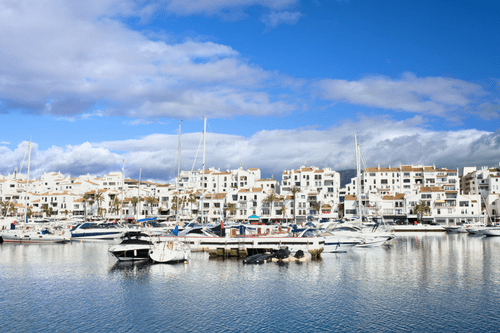 Unforgettable Cruises, Porto Banus