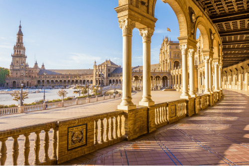 Unforgettable Cruises, Seville