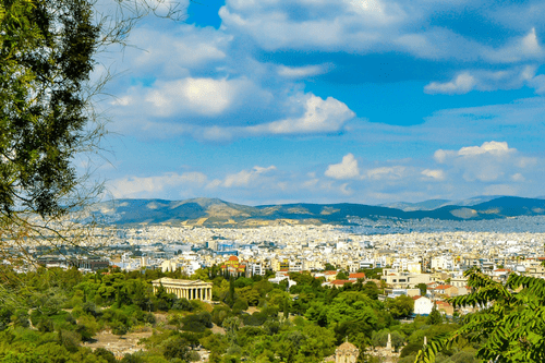 Unforgettable Cruises, Athens