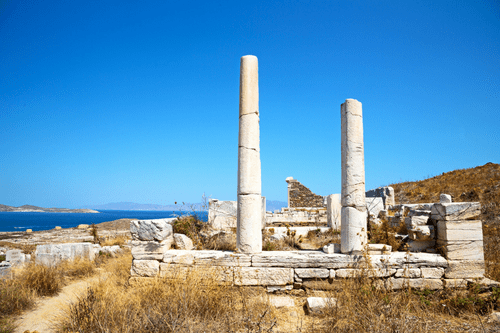Unforgettable Cruises, Delos