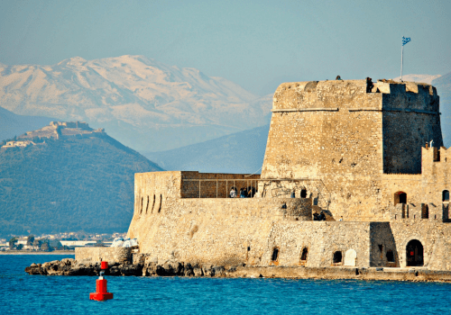 Unforgettable Cruises, Nafplion