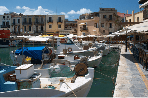 Unforgettable Cruises, Rethymno