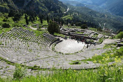 Unforgettable Cruises, Delphi