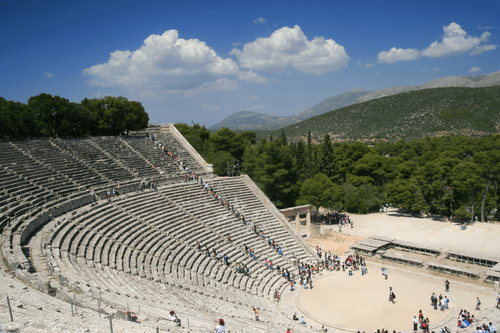 Unforgettable Cruises, Epidavros