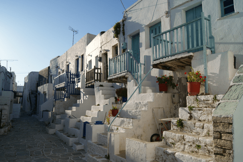 Unforgettable Cruises, Folegandros