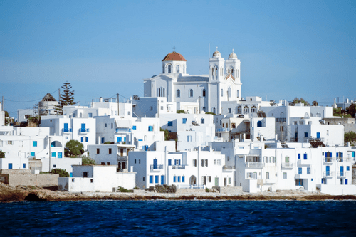 Unforgettable Cruises, Paros