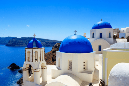 Unforgettable Cruises, Santorini