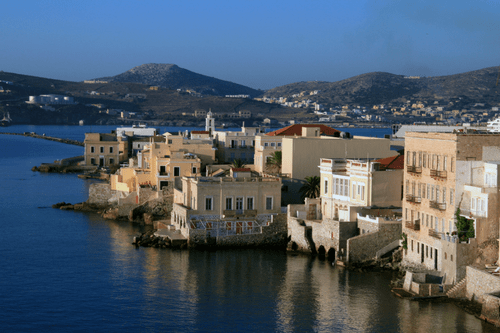Unforgettable Cruises, Syros