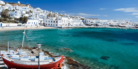 Unforgettable Cruises, Mykonos
