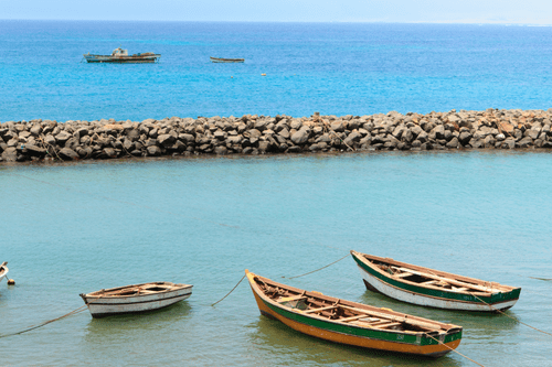 Unforgettable Cruises, Cape Verde