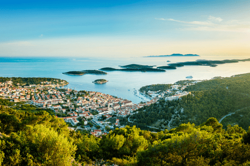 Unforgettable Cruises, Hvar