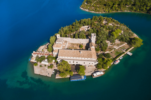 Unforgettable Cruises, Mljet