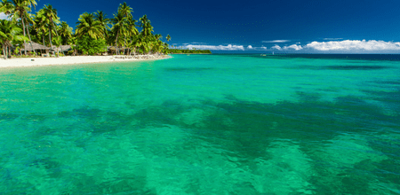 Pacific Islands Cruises, Modriki Island