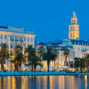Unforgettable Cruises, Split