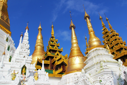 Myanmar, Unforgettable Cruises