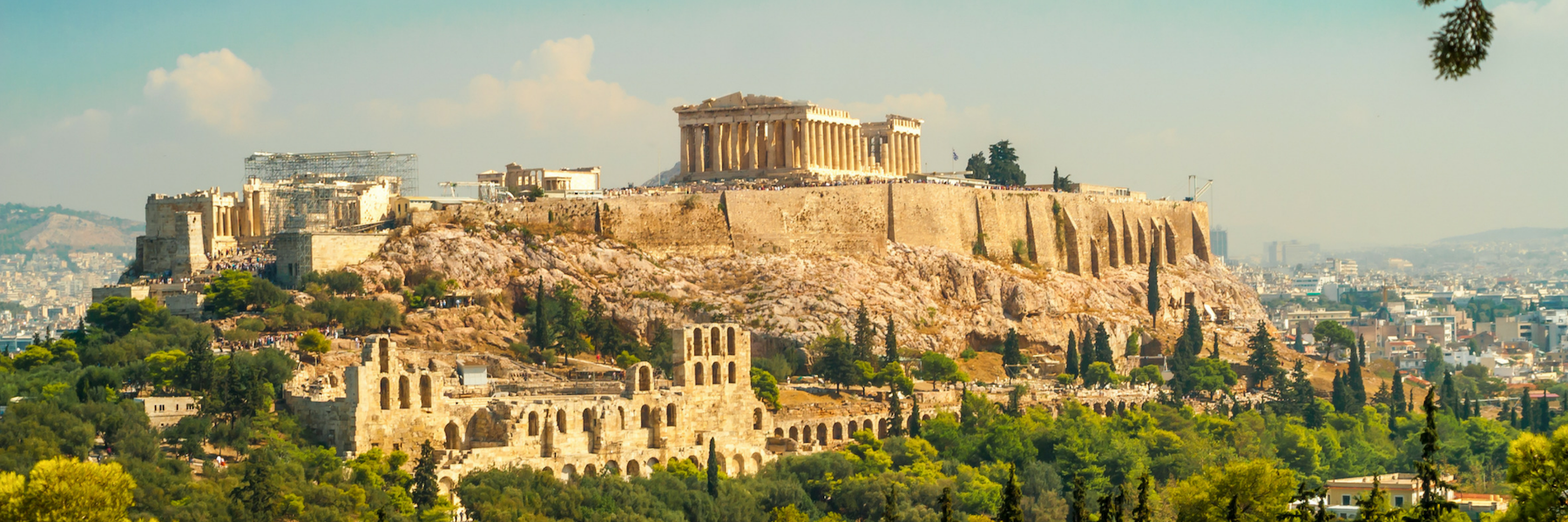 The Acropolis, Unforgettable Cruises