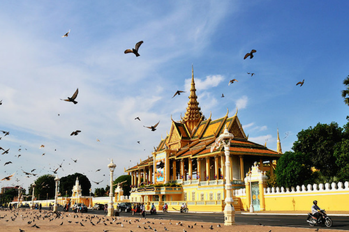 Phnom Penh - Unforgettable Cruises