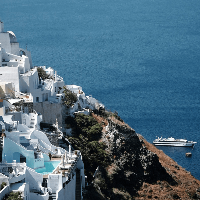 10 Reasons to go on a Greek Cruise
