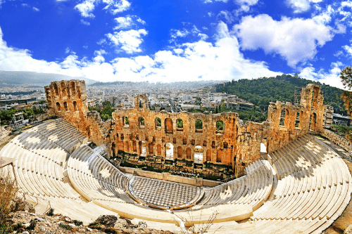 The Acropolis, Athens - Unforgettable Cruises