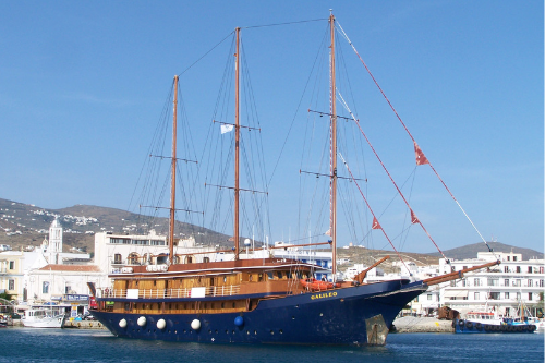 Galileo ship, Unforgettable Cruises
