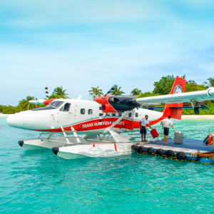 Seaplane in the Maldives, Unforgettable Cruises