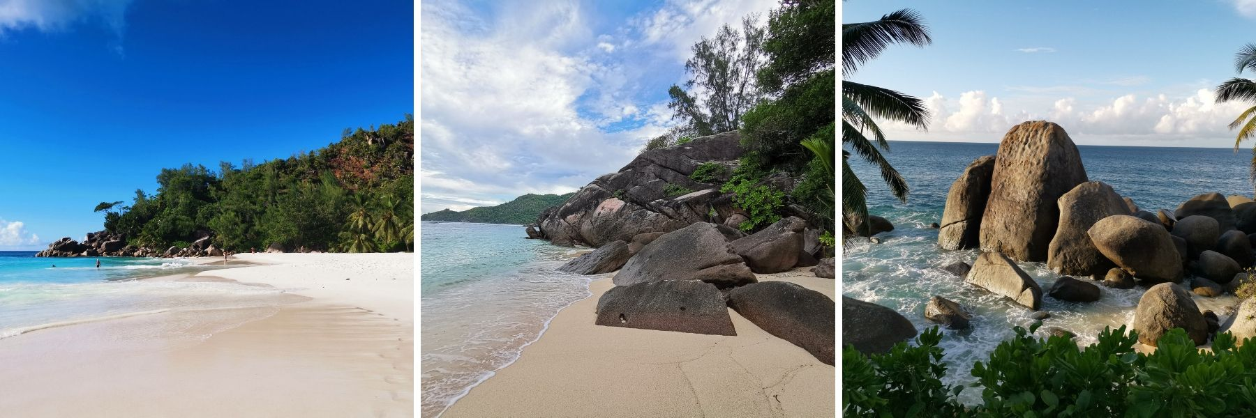 Seychelles, Unforgettable Cruises