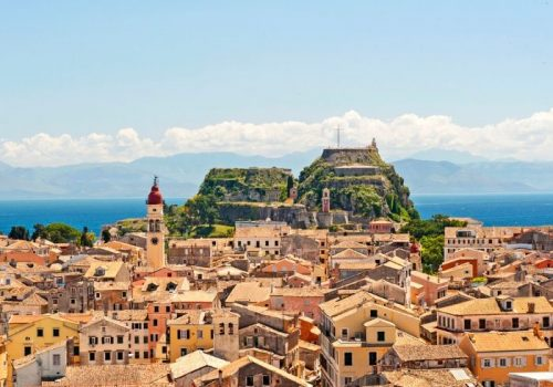 Corfu, Unforgettable Cruises
