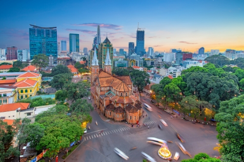 Saigon, Vietnam, Unforgettable Cruises