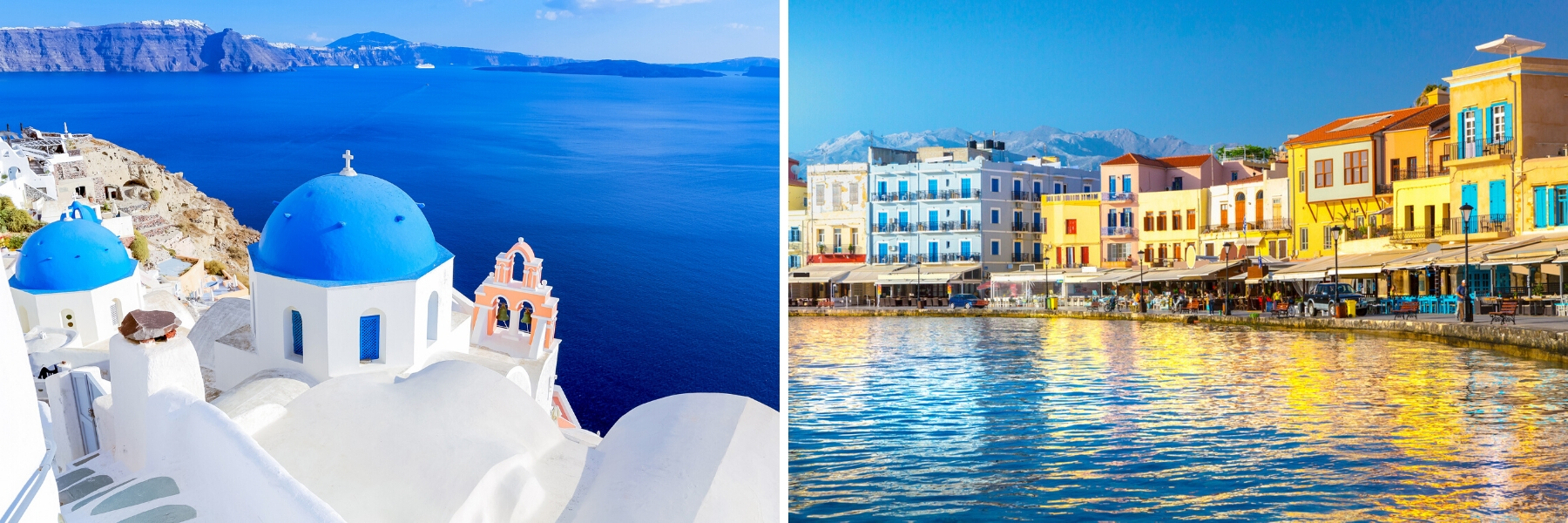 Unforgettable Cruises, Greece, Santorini, Crete